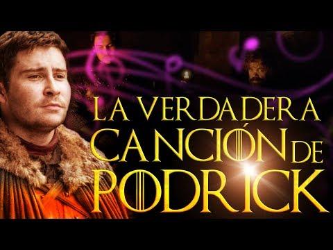 La Verdadera Canción de Podrick - Juego de tronos