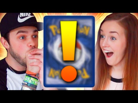 POKEMON CARD CHALLENGE! (w/ Ali-A & Girlfriend) from YouTube · Duration:  14 minutes 37 seconds