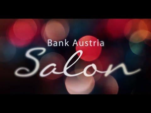 Bank Austria Salon zum Thema EUROPA - Robert Menasse, Miguel Herz-Kestranek, Margaretha Kopeinig