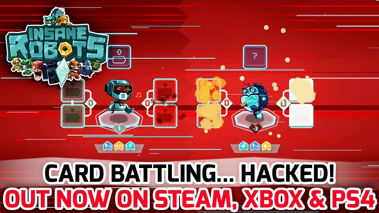 Buy Insane Robots from the Humble Store