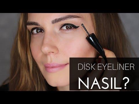 Disk eyeliner incelemesi || Flormar roll'n go eyeliner || Aylin Gümüş