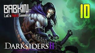 HARD'КОРИМ [Darksiders 2: Death Lives #10] Затерянный храм - Увалень-конструкт(Прохождение Darksiders 2: Death Lives на сложности
