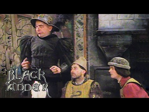 The New Archbishop Of Canterbury | The Blackadder | BBC Comedy Greats
