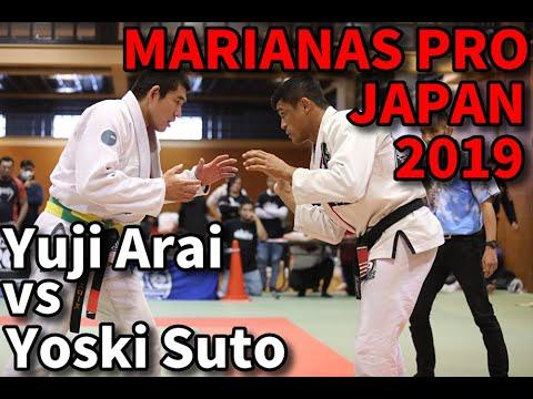 Yuji Arai vs Yoski Suto / Marianas Pro Japan 2019