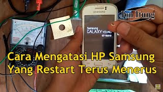How to overcome the stuck logo on the Samsung Galaxy J1 Ace, watch the video until it runs out so th.