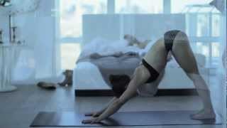 Утренняя йога. Перевернутые асаны