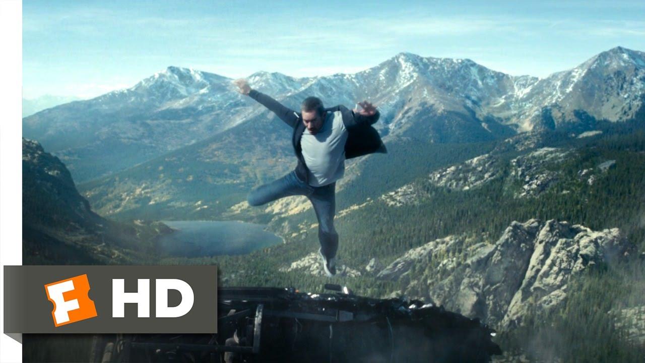a803d01a2edd8d Furious 7 (3 10) Movie CLIP - On the Edge (2015) HD - YouTube