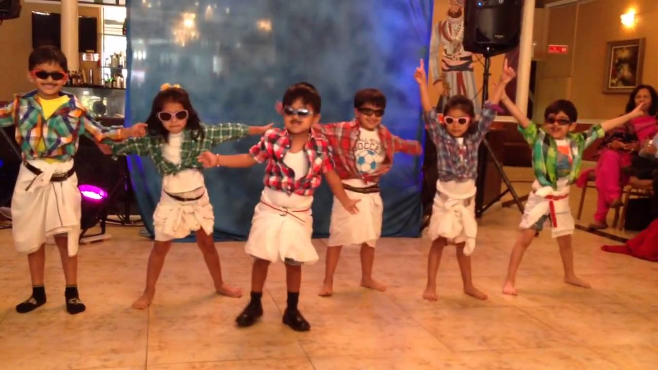 Best Dance Song For Kids