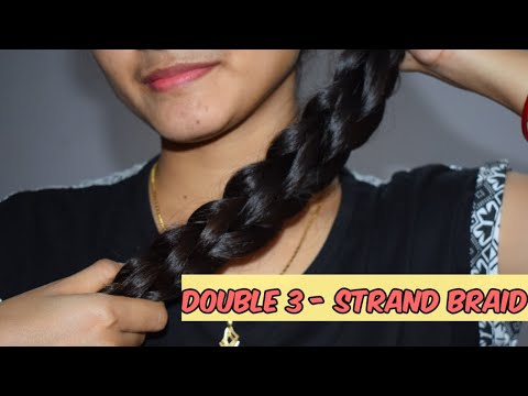 double-3-strand-braid-|-easy-hairstyle-|-back-to-school-hairstyles-|-everyday-hairstyles|