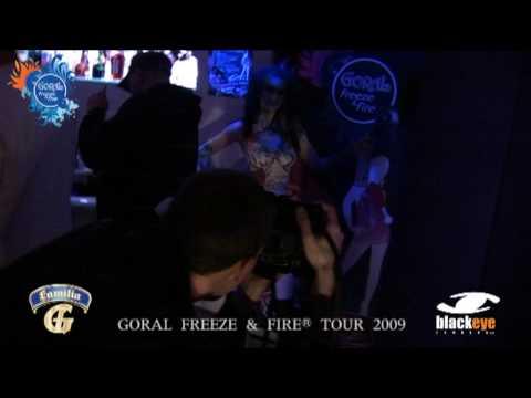 GORAL FREEZE AND FIRE TOUR 2009 Cocoloco Cocktail Bar (Bratislava/ Slovakia)