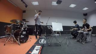Sunday Workshops: HIP-HOP DRUMMING | PART 3 (Full)