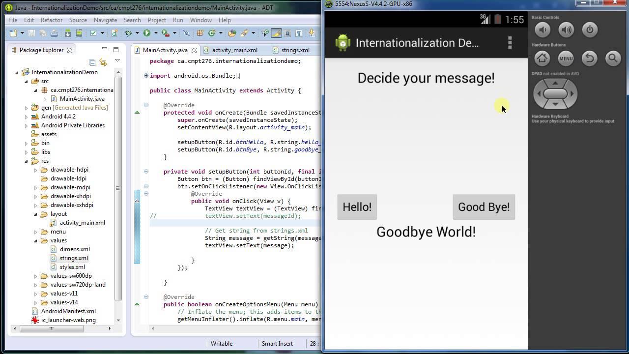 Java internationalization tutorial image collections any internationalization android tutorial youtube internationalization android tutorial baditri image collections baditri Image collections