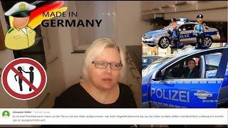 Угрозы в интернете и не только в германии последствие.