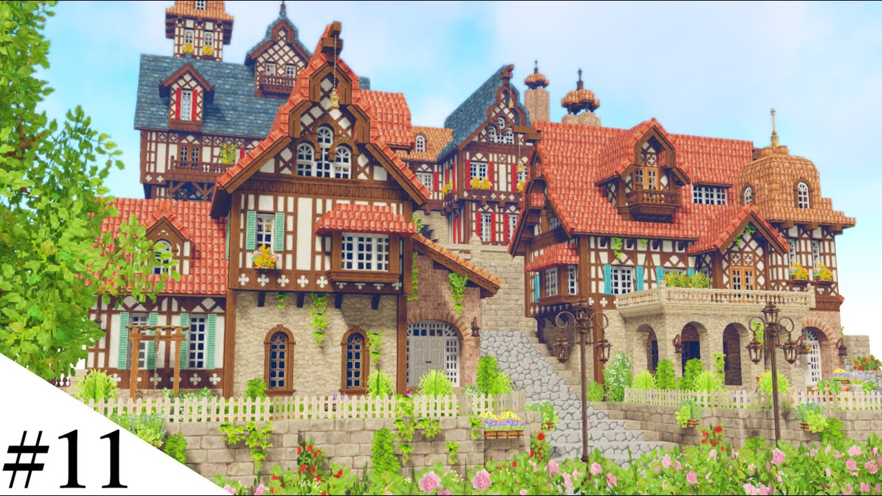 【Minecraft】ゆっくり街を広げていくよリメイク part11【MiniaTuria MOD】