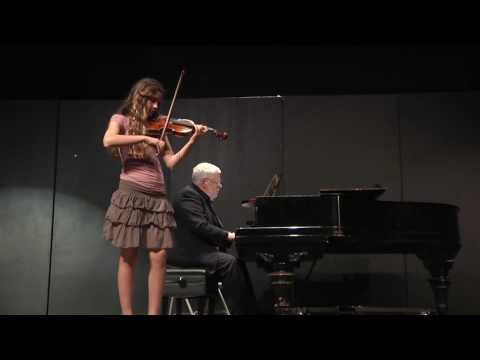 Alessia Plays Accolay, 7th Gr.Solo Night, The Crowden School, 2010-YouTube sharing.mov