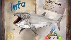 ARK: Survival Evolved [GUIDE/Deutsch] ** Leedsichthys - Mega Fisch - Raft INFO **