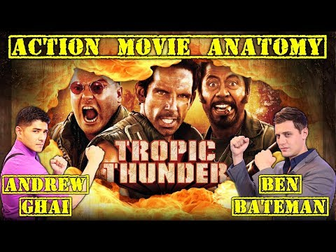 Tropic Thunder (2008) Review   Action Movie Anatomy