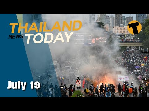 Thailand News Today | Samui plus, Phuket Sandbox, BKK protests, Pattaya aid | July 19