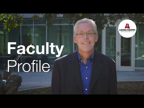 Meet the Faculty: Joseph Bentz, Ph.D.