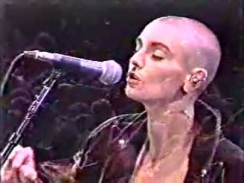 Nothing Compares 2 U - Sinead O'Connor [Best live performance!]