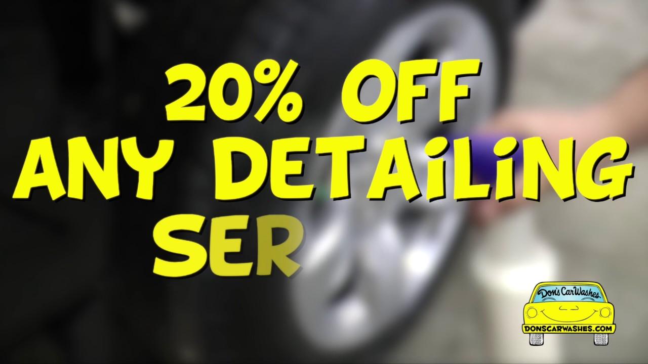 Dons car wash detailing youtube dons car wash detailing solutioingenieria Images