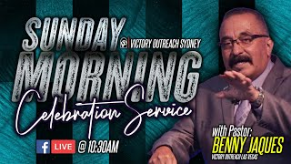 Ps Benny Jaques Sunday April 26th