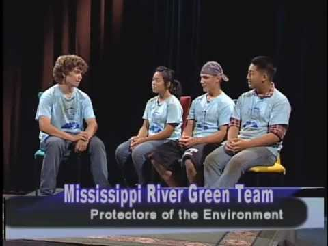 Mississippi River Green Team: Protectors of the Environment