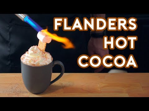 Binging with Babish: Flanders Hot Chocolate from The Simpsons Movie