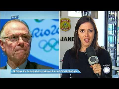 Carlos Arthur Nuzman é investigado pela Lava Jato por propina em olimpíadas