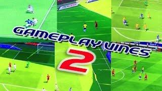 PES 2015 - Gameplay Vines 2 [HD]
