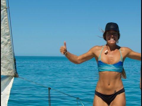 Remote Australian Desert Islands - Sailing Tangaroa