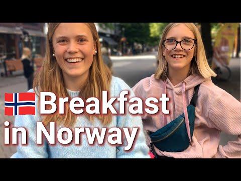 What Norwegians Eat For Breakfast