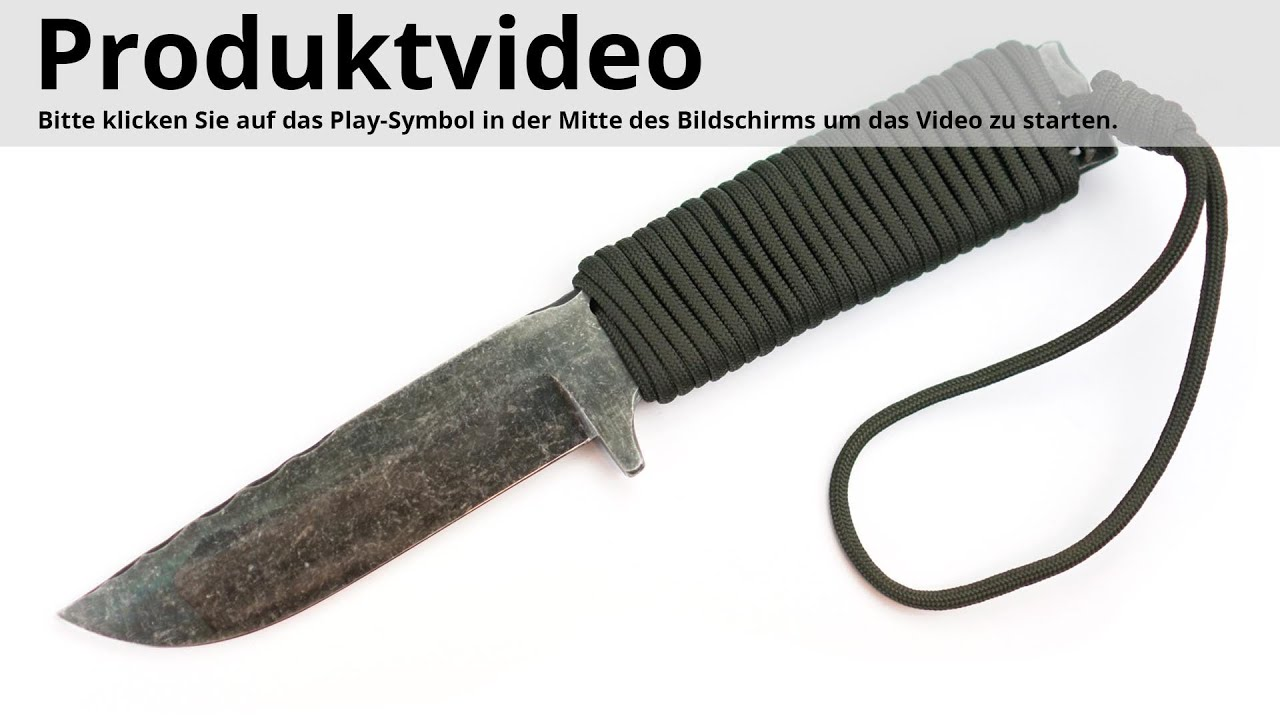 Prototyp Sacki Survival Messer 2.0