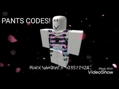 roblox pant - Madran kaptanband co