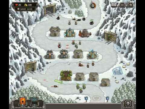 kingdom rush level 8