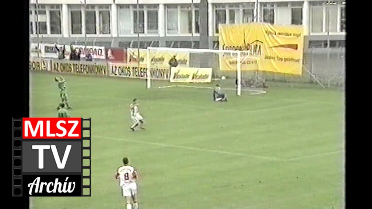 Sopron-Haladás | 3-1 | 2000. 09. 20 | MLSZ TV Archív