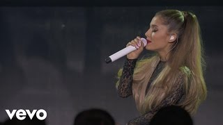 "Ariana Grande performs ""Best Mistake"" featuring Big Sean live on the Honda Stage at the iHeartRadio Theater LA. Ariana's new album ""My Everything"" available ..."