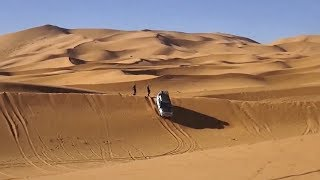 Land Rover Adventure Club: Morocco 2018/2019 - Raid Oasis Maroc Réveillon - Happy New Year 2019