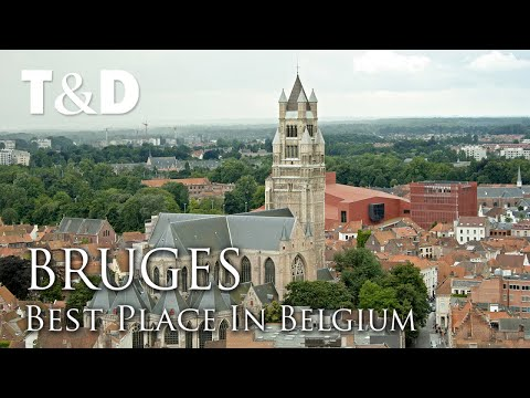 Bruges City Tour – Best City In Europe – Travel & Discover