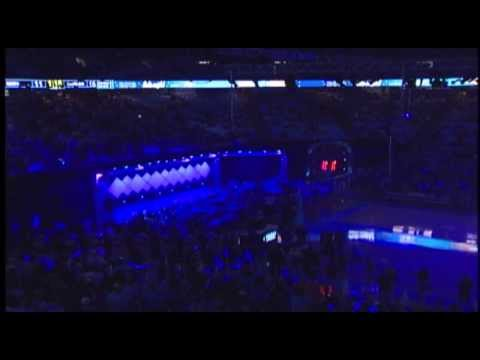 UNC Men's Basketball: Player Intros - Late Night with Roy