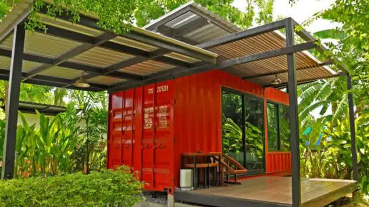 Shipping Container Homes Portugal Youtube