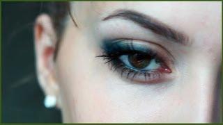 Макияж Maybelline: макияж для карих глаз