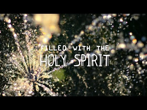 Be Filled with the Holy Spirit 3 - Peter Tan-chi