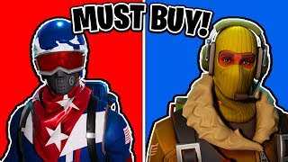 10 Fortnite Skins You NEED To Have! (Fortnite Skins Ranked)