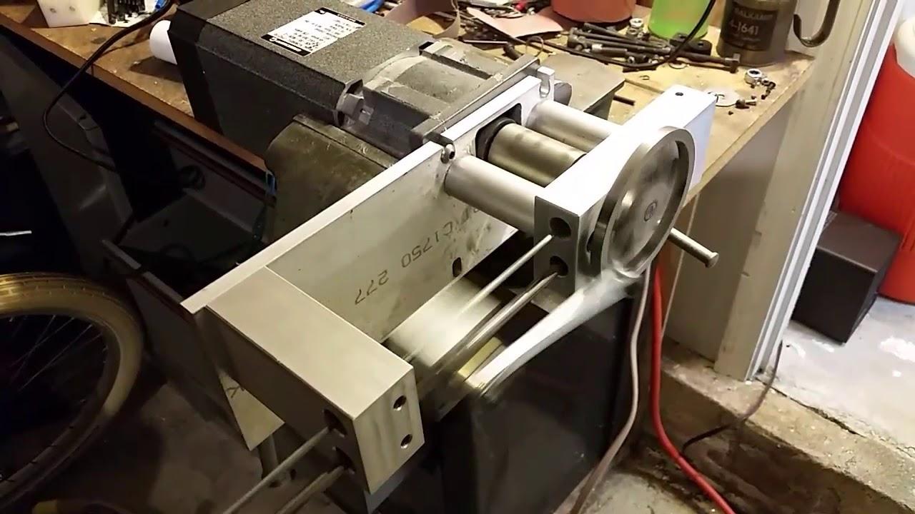 DIY PCP Compressor