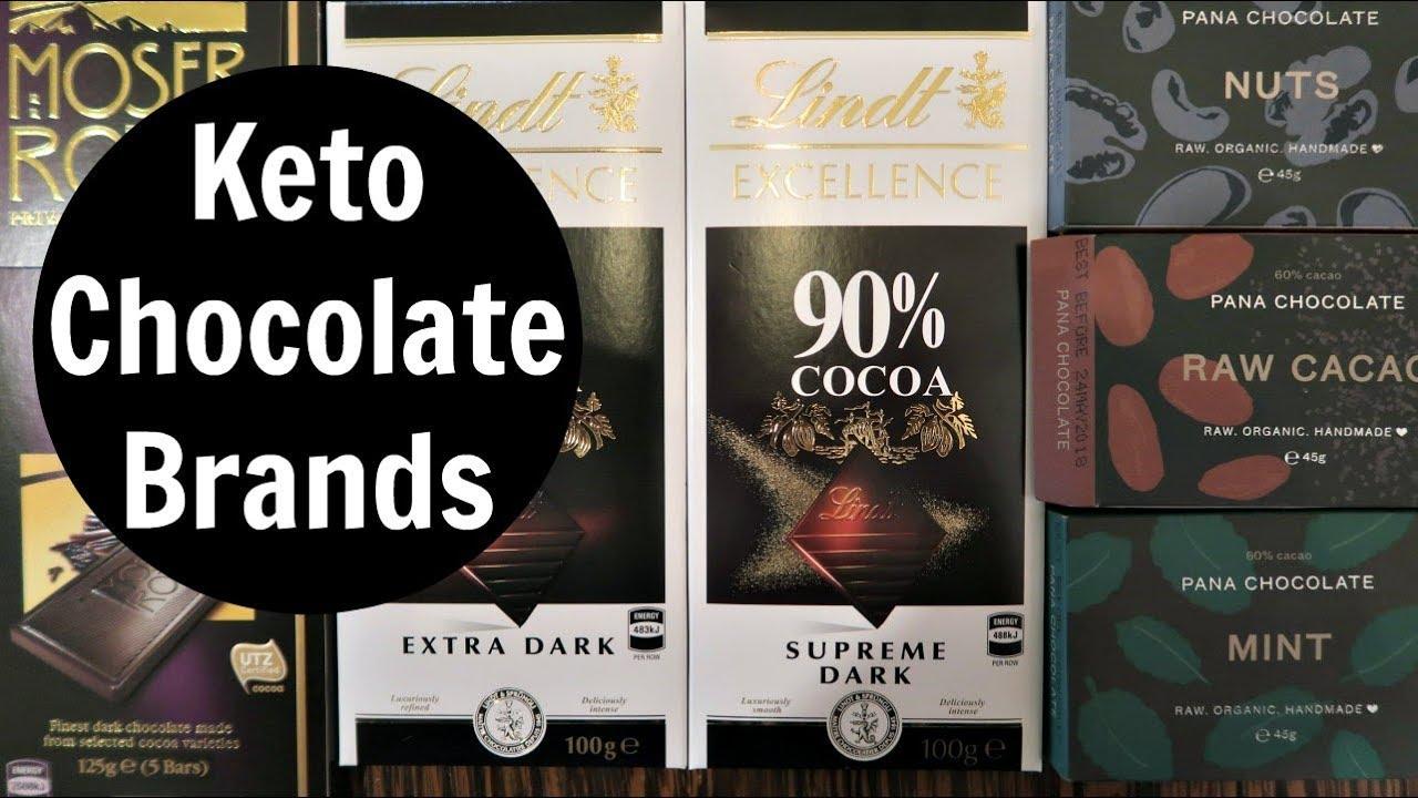 Keto Chocolate Brands