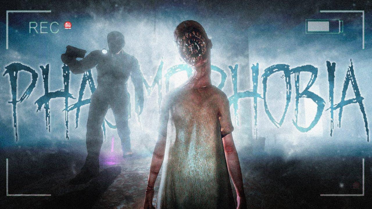 Download PHASMOPHOBIA - ESPECIAL DE ANIVERSÁRIO com 1 HORA DE GAMEPLAY!