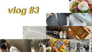 Vlog 3 | 까르띠에 전시  | 스폰티니 피자 | …