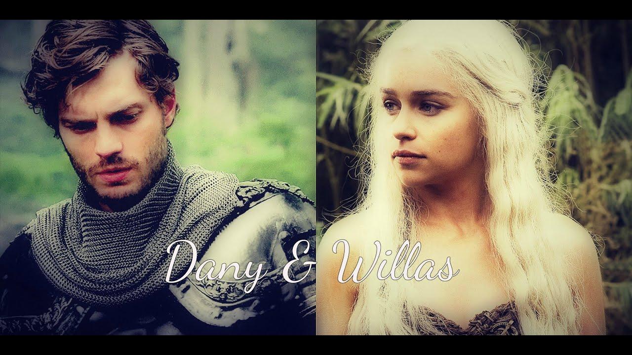 Shattered - Daenerys Targaryen ღ Willas Tyrell (+ Ella Lannister ♥ Robb  Stark)