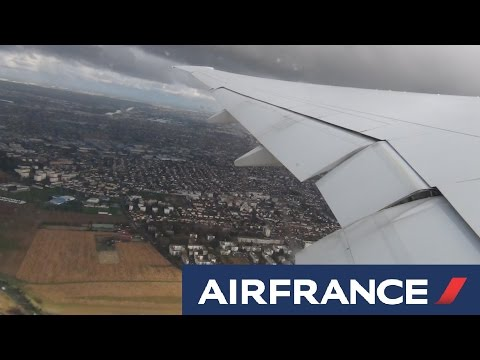[HD] Décollage 777-300ER Air France Orly / Fort-de-France ✈️